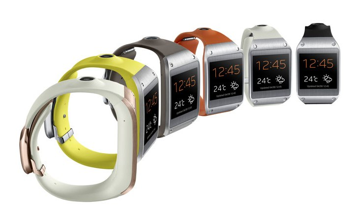 Samsung Galaxy Gear is here as a companion for your galaxy devices