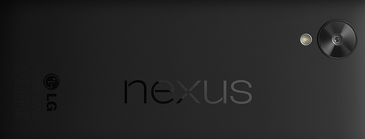 Google announces Nexus 5; the first device to have a Android 4.4 kitkat inside