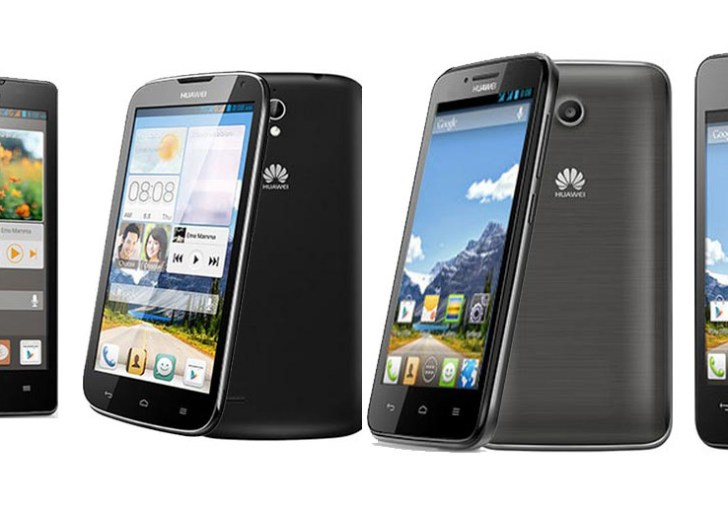 Huawei launches four Android smartphones, prices start at Rs 6,499