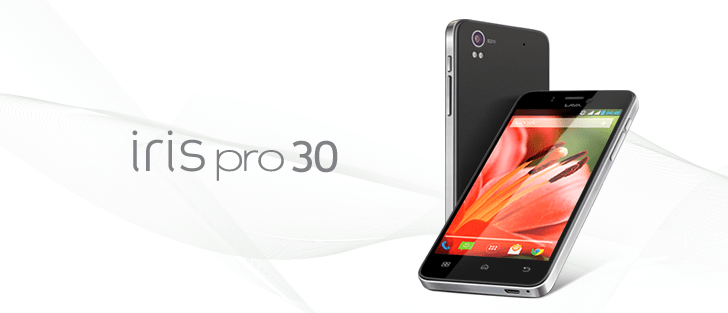 Lava Iris Pro 30 launched for Rs 15,999; 4.7-inch display, 720p and Quadcore CPU