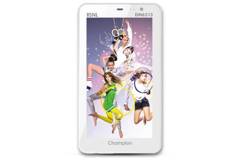 BSNL Champion smartphone DM6513 with 6.5″ display launched for Rs 6,999