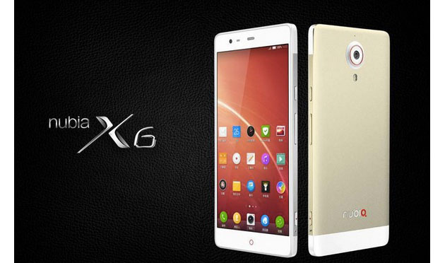 ZTE Nubia X6 has 13MP camera in the front and rear, Selfies take note!