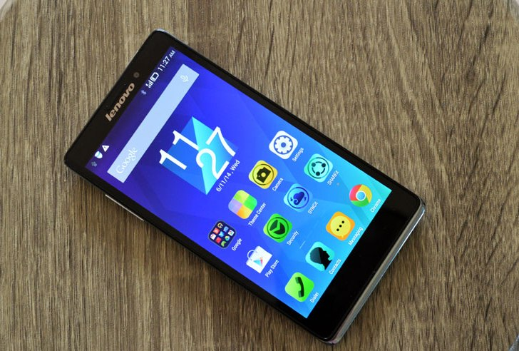 Lenovo Vibe Z Android Kitkat 4.4.2 updates gets rolled out
