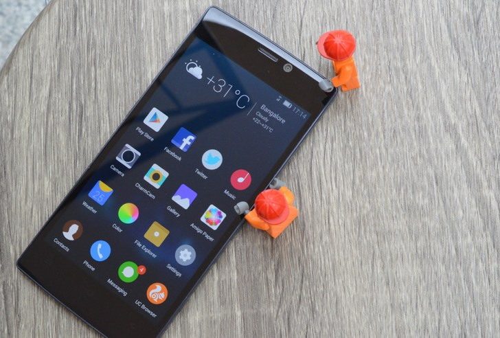 Gionee Elife S5.5 Review