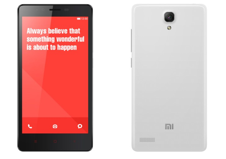 Xiaomi Redmi Note with 5.5-inch display announced in India, priced at Rs 9,999