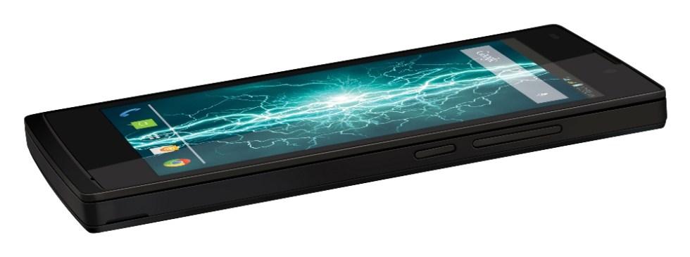 Lava iris fuel 60 smartphone