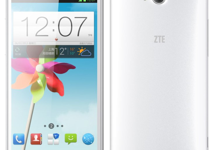 ZTE N919D Smartphone launched at Rs. 6,999 but the specs are not exciting