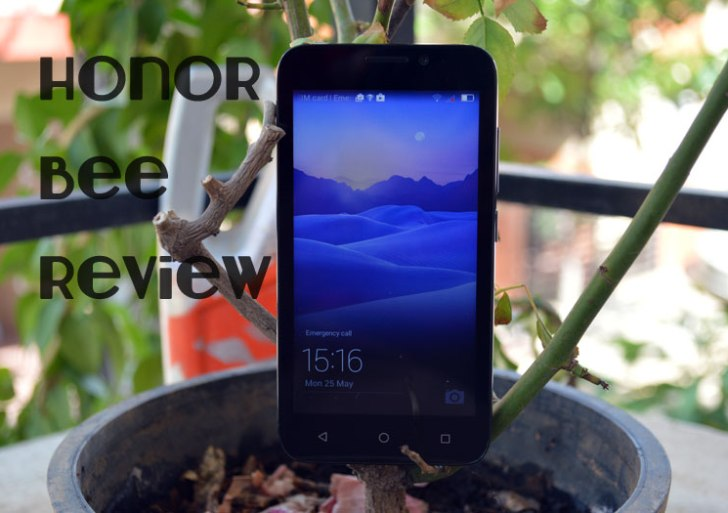 Honor Bee Review : A Compact Phone at a compact price