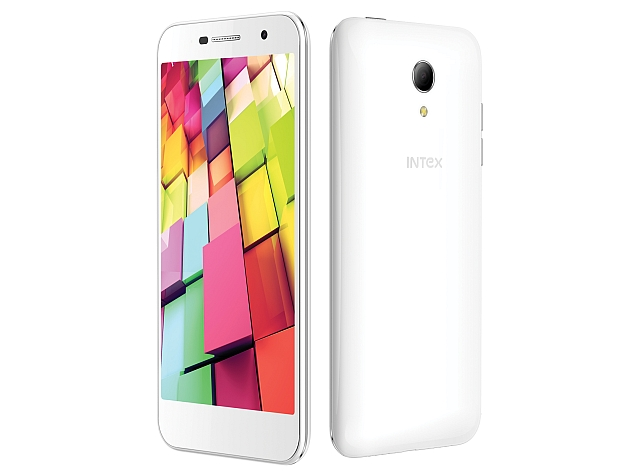 Intex launches its first 4G smartphone, the Aqua 4G+ at Rs  9,499