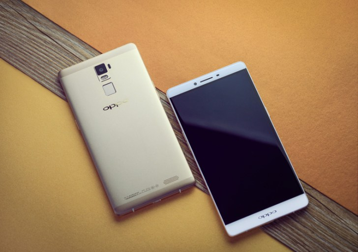 Oppo R7 Lite and R7 Plus launched; Clads a full metal, unibody