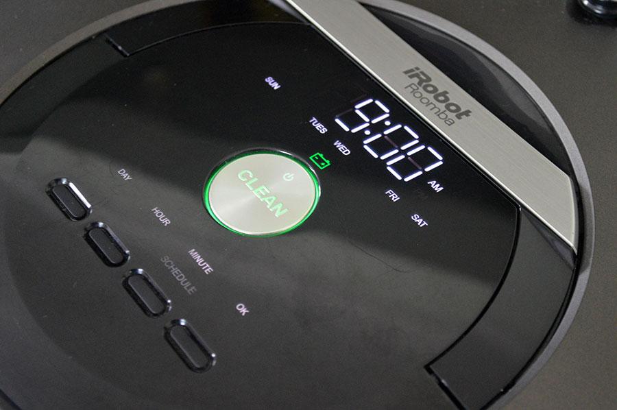 iRobot-Roomba-Scheduling