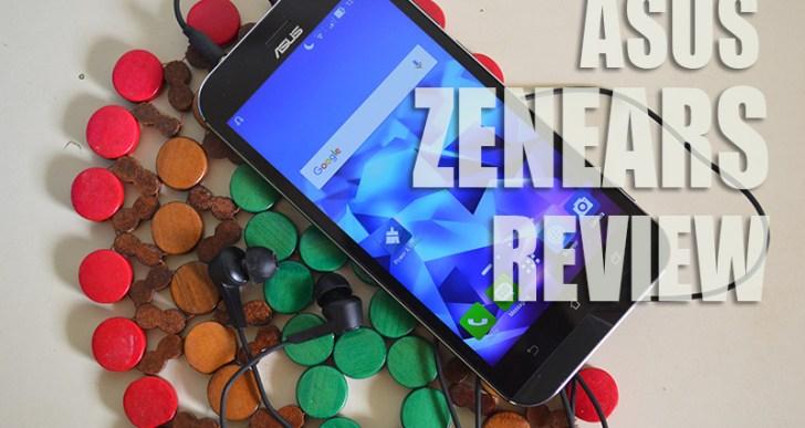 Asus ZenEar Review AHSU001