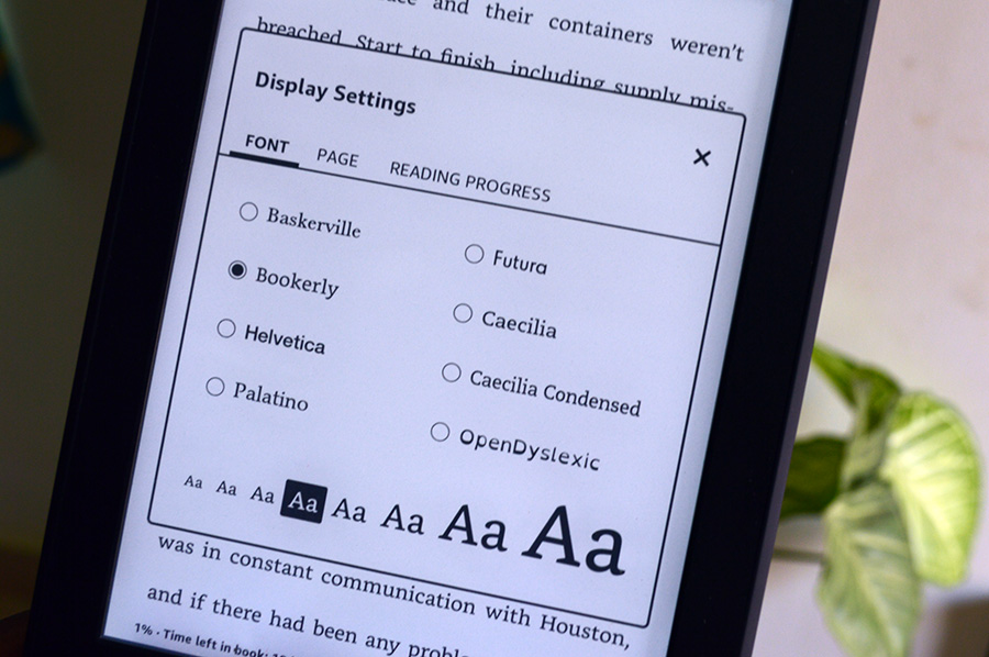 Kindle-Paperwhite-Reading-preference