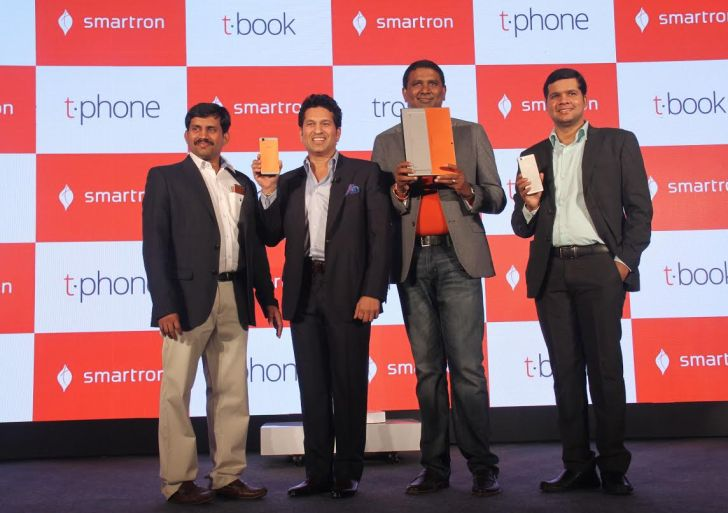 Backed by Sachin Tendulkar, Smartron wants to be a premier Indian OEM in IoT space
