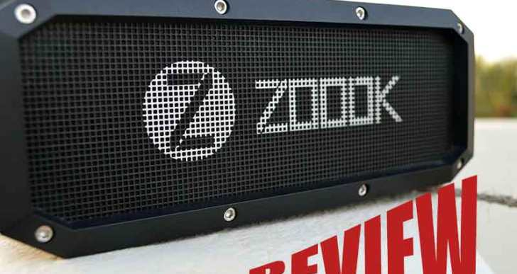 Zoook Rocker Armor XL review : A rugged speaker with resounding bass