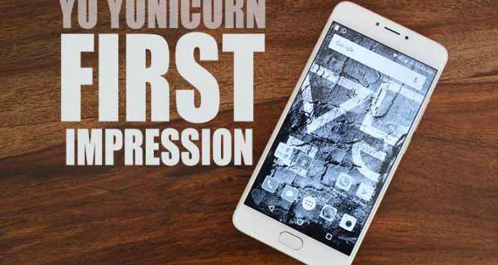 Yu Yunicorn First Impressions