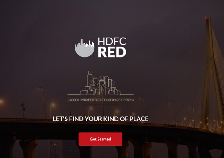HDFC RED – A gamified approach for property discovery