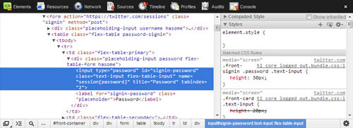 chrome-code in inspectchrome-code in inspect