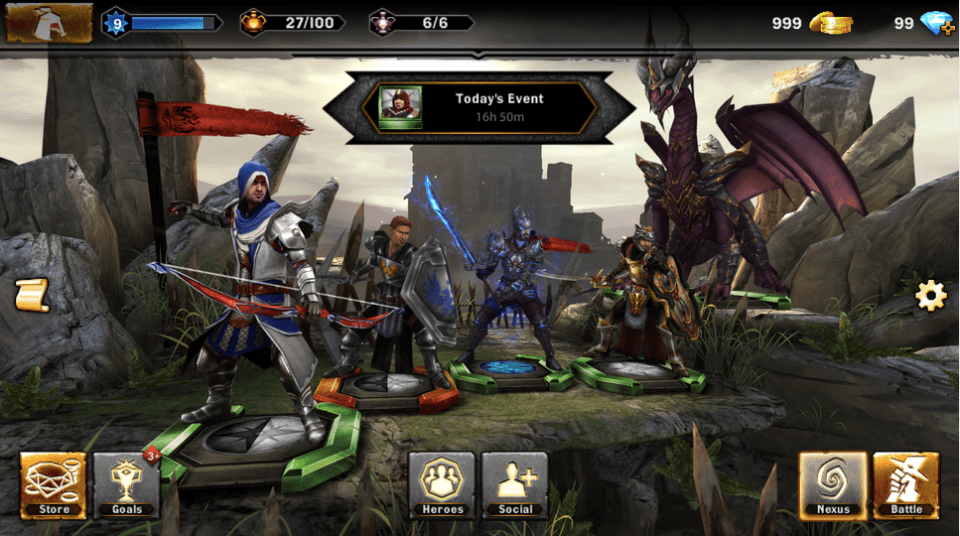 Heroes of Dragon Age APK 3