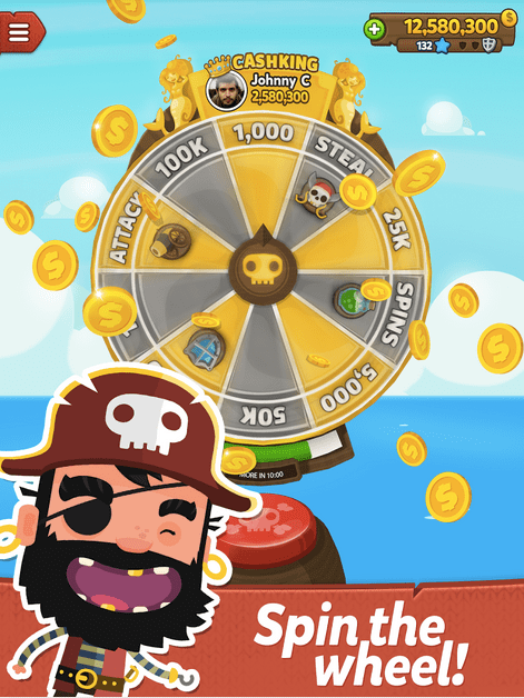 Pirate Kings APK 2