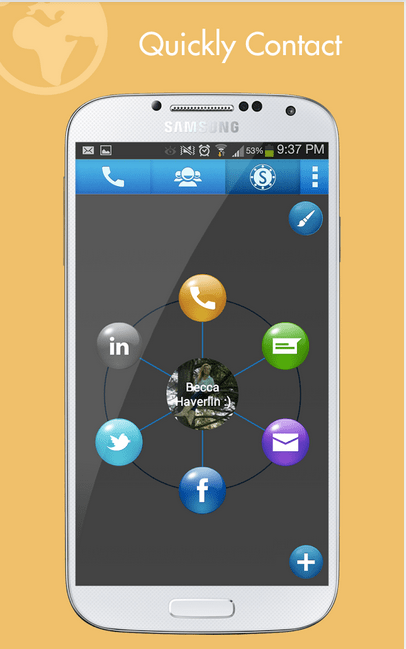 Spydy Contacts APK 3