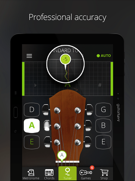 GuitarTuna APK 4