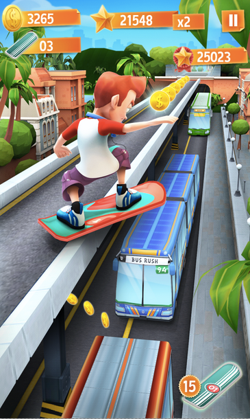 Bus Rush APK 2