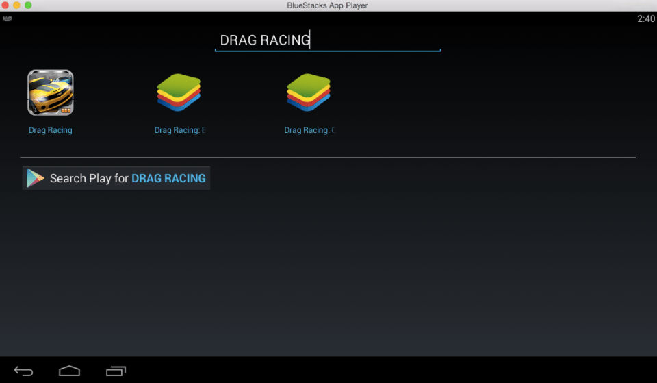 Drag Racing for PC 3