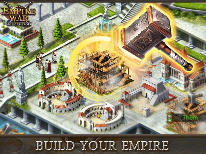 Empire War APK 4