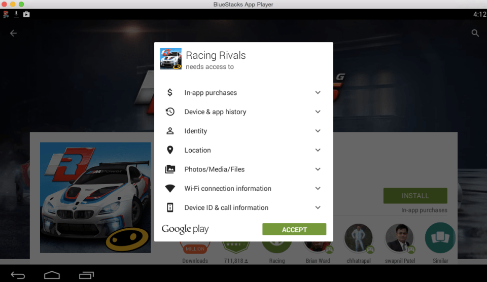 Racing Rivals for PC 6