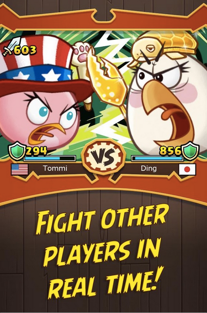 Angry Birds Fight APK 4