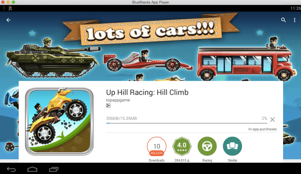 Up Hill Racing for PC 7