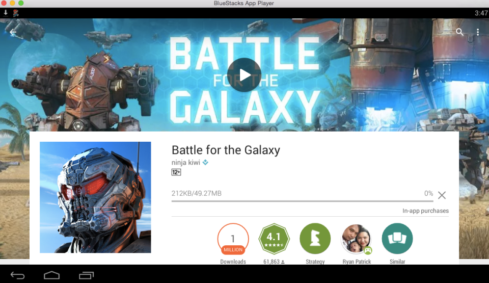 Battle for the Galaxy for PC 7