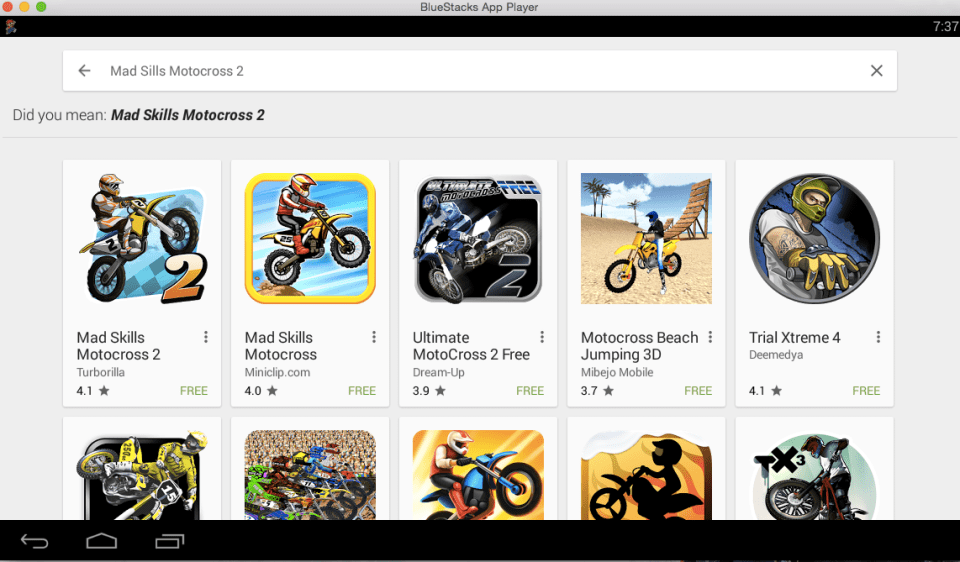Mad Skills Motocross 2 for PC 5
