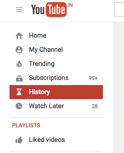 Remove YouTube Recommendations 3