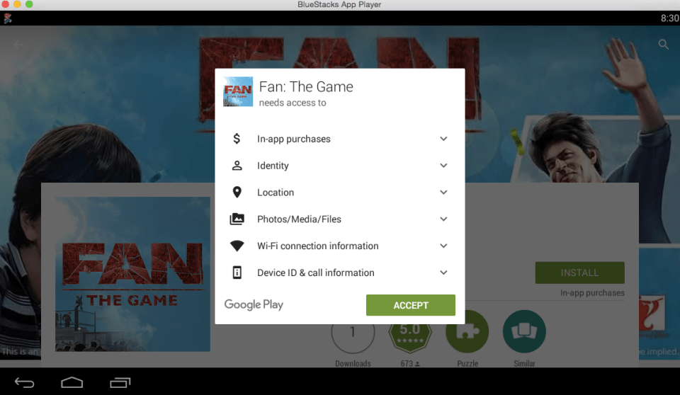Fan The Game for PC 6