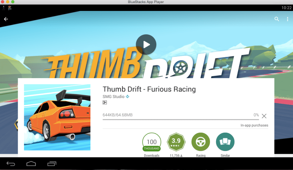 Thumb Drift for PC 7