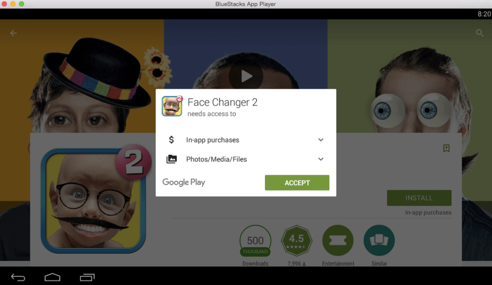 Face Changer 2 for PC 6
