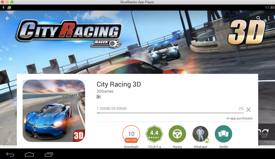 City Racing 3D for PC 7
