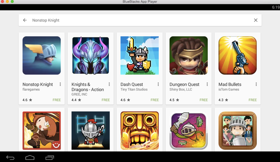 Nonstop Knight for PC 5