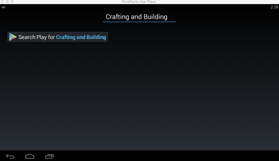 Crafting and Building for PC 4