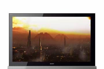 Sony Bravia KDL532NX800, Sony CD TV, Sony Monolithic Design