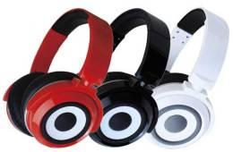 Zumreed X2 headphone colour range - red, white and black