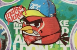 Angry Birds go the MoFo