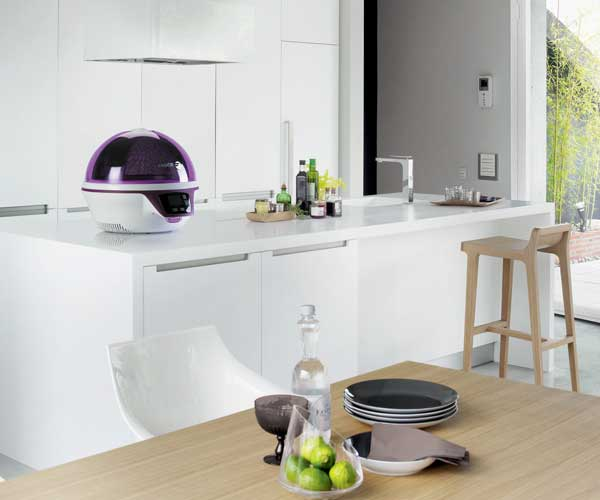 Fagor Spoutnik microwave oven, lifestyle