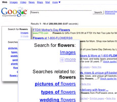 Google Search Navigation
