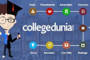 CollegeDunia Homepage