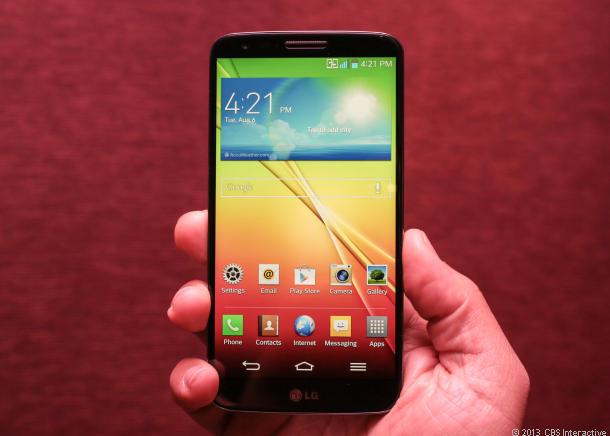 LG G2 specs review