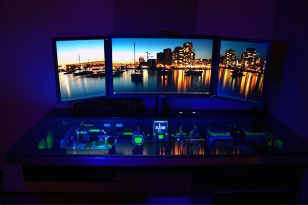 30 coolest and inspiring multi monitor gaming setups