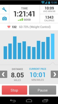 runkeeper cool 10 Cool Things To Do With Your Android Phone